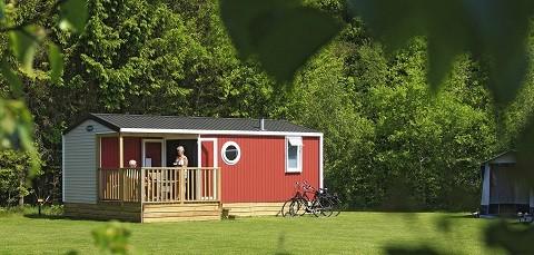Camping Zonnekamp Chalet Zunnegien