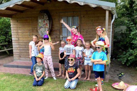Kindvriendelijke Camping Alkenhaer Team Animation