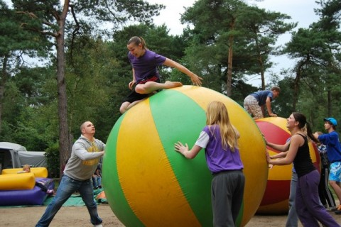 Camping Diever animatie
