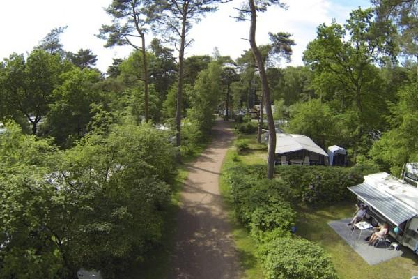 Camping Diever Hemelvaart kamperen