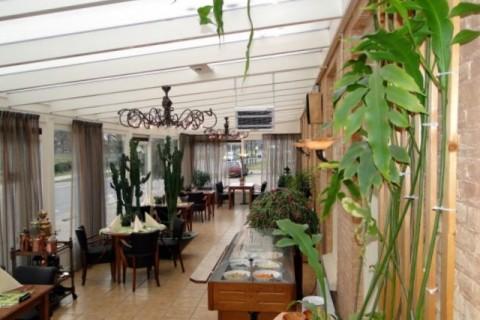 Hotel De Wapser Herberg restaurant serre