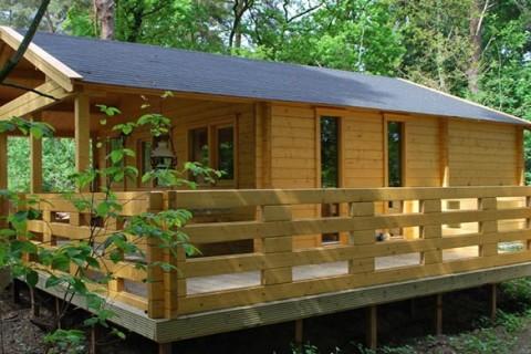 Camping Diever blokhut XL