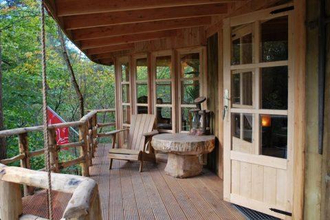 BoomhutXXL Veranda Camping Diever