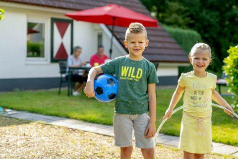 Bungalowpark Bosmeer Kindvriendelijk