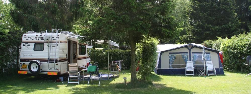 Camping De Blauwe Lantaarn-kamperen