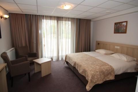 Hotel De Wapser Herberg kamer met terras