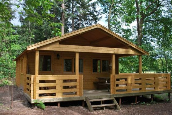 Camping Diever blokhutXL