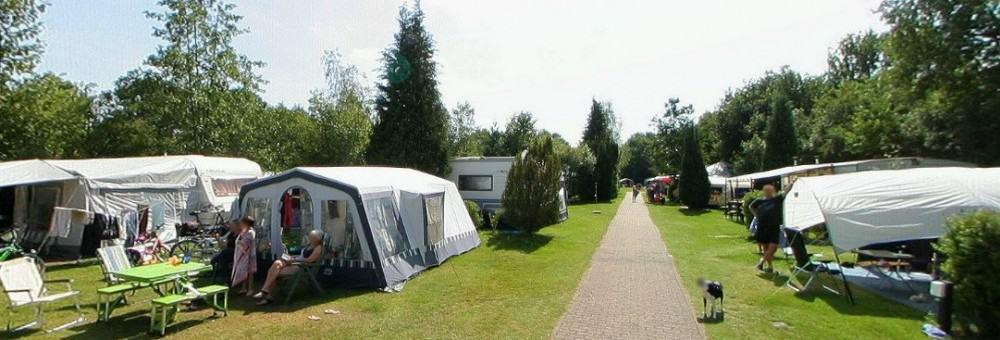 Camping Wittelbrug hemelvaart kamperen