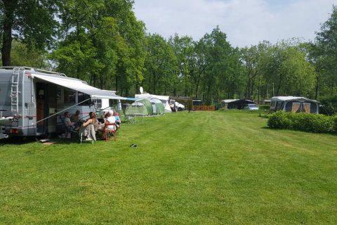 Park Drentheland Camping Veld Het Veen