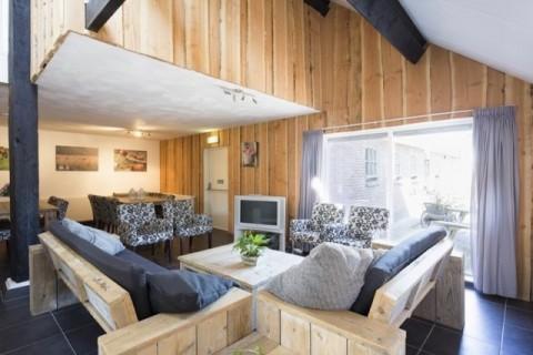 Vakantiehuis Goede Weide woonkamer