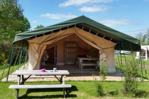 Camping De Goede Weide glamping