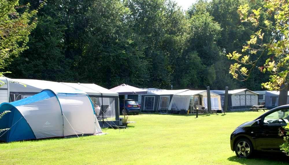 camping hanestede kampeerplaats