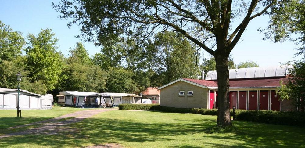 Camping De Hanestede Noordwolde Friesland | Drents-Friese Wold