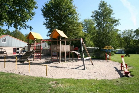Recreatiecentrum De Hanestede speeltuin