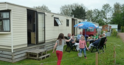Camping Rotandorp stacaravan