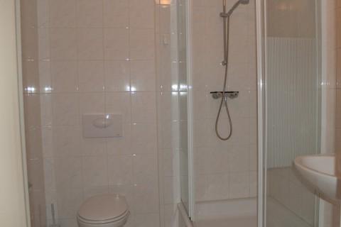 Groepsaccommodatie De Vier Eiken badkamer