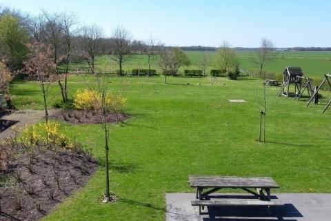 Groepsaccommodatie Jonckers Hoeve tuin