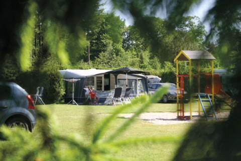 Hoeve aan den Weg kampeerveld