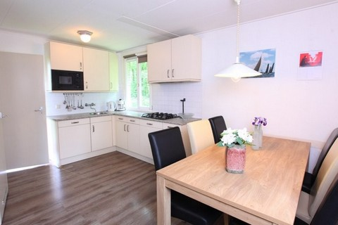 Vakantiepark Bosmeer keuken
