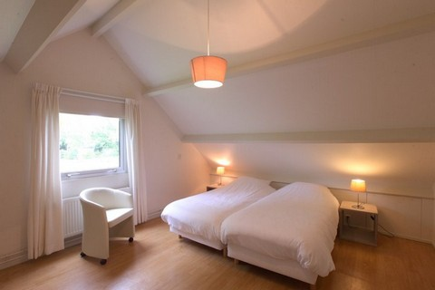 Vakantiepark Bosmeer slaapkamer