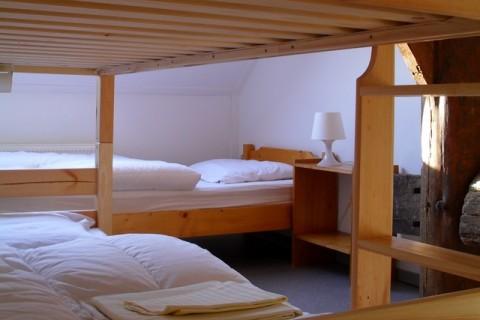 Appartement-Hoeve-t-Wed slaapkamer Lieve Lutina
