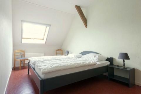 Appartement-Hoeve-t-Wed slaapkamer Oude Willem