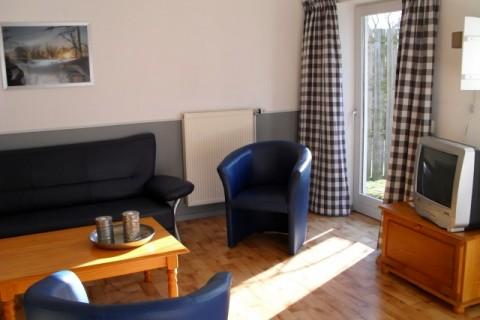 Appartement-Hoeve-t-Wed zithoek Lieve Lutina