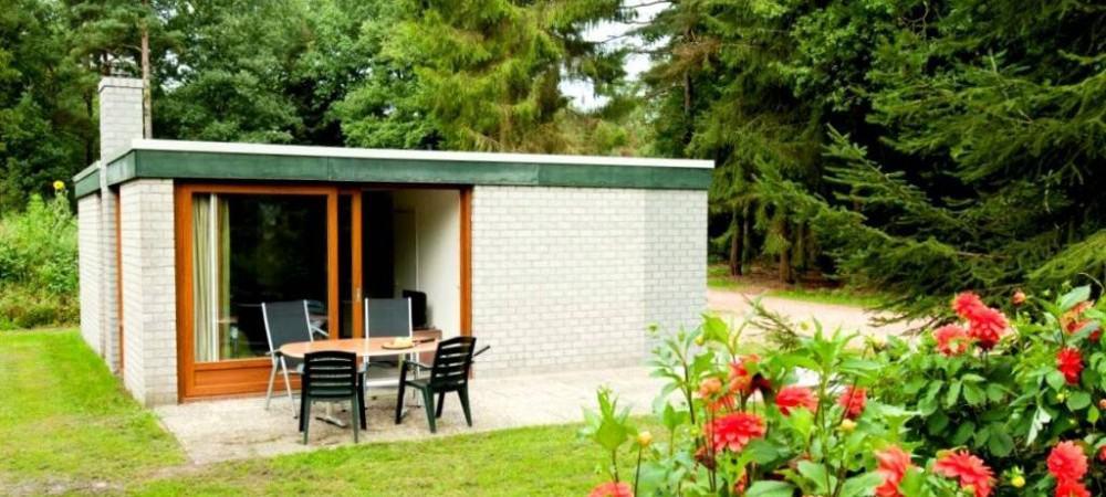 Bungalowpark De Roggebergvoorbeeld bungalow