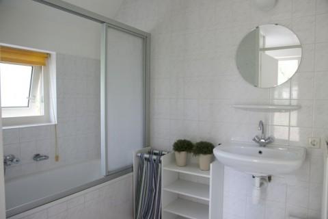 Bungalowpark Wildryck vakantiehuisje badkamer