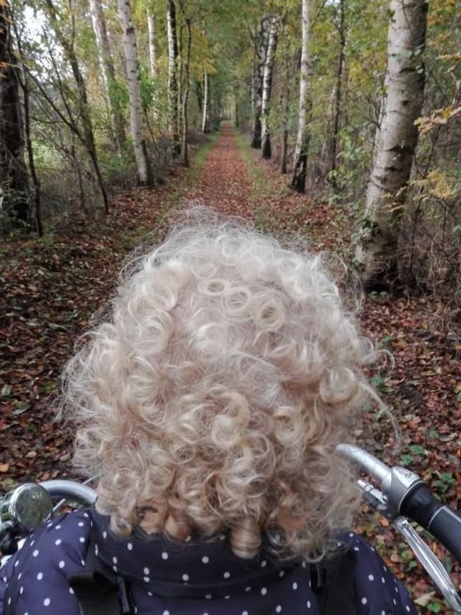 Op de fiets bij Diever fotograaf Linda Pronk