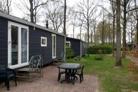 Park Drentheland Drenthe Chalet Comfort
