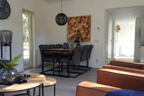 Park Drentheland Vakantiehuisje Zespersoons Interieur