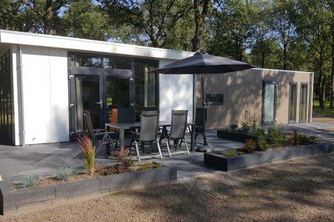 Park Drentheland Vakantiehuisje Zespersoons
