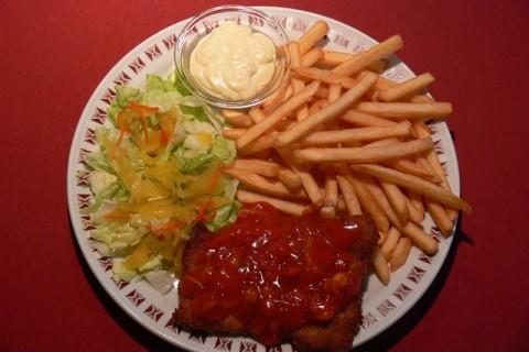Restaurant Boshuis Appelscha gerechten