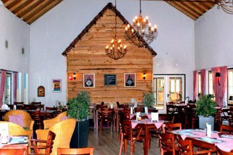 Restaurant Gasterij Wildryck Interieur