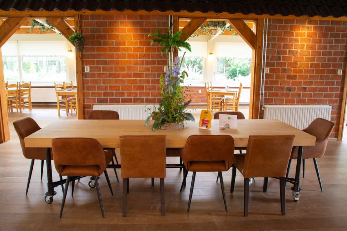 Stamtafel Restaurant Nieuwe Bentepol