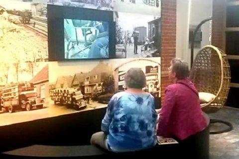 Vlechtmuseum audiovisuele presentatie
