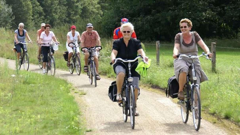 Drentse Fiets4daagse Camping Wittelterbrug