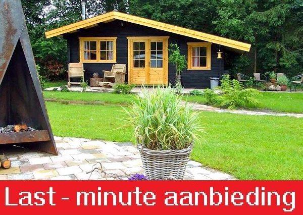 Last minute Vakantiehuisje Te Hooi en Te Gras last-minute