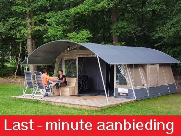 Boscamping Appelscha Lodge tent Last minute