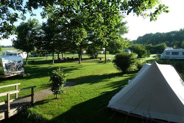 Kindvriendelijke Camping Vorrelveen Beilen