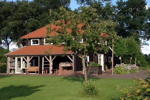 Camping Noordenveld sanitairgebouw Washokke