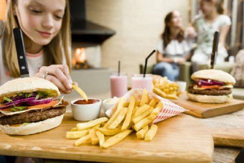 Hamburger Patat