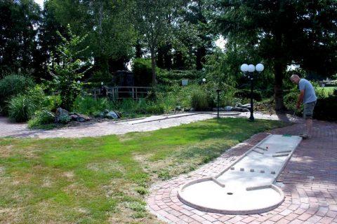 Midgetgolfbaan Drentheland Drenthe