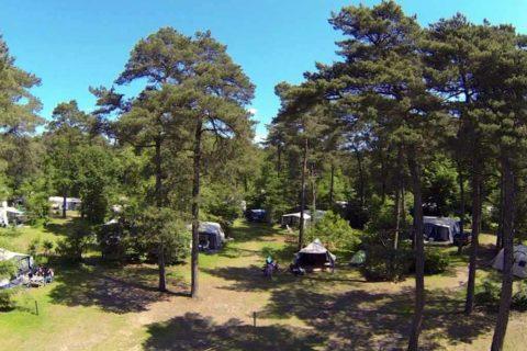 September Kamperen Drenthe Camping Diever