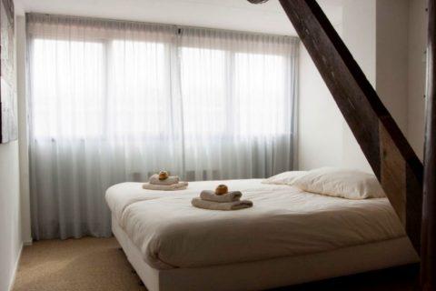 B&B Herberg Het Volle Leven Tweepersoons Slaapkamer Met Sanitair