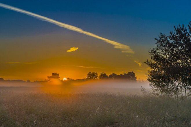 Fotograaf Erwin Van Liempd Opkomende Zon 2