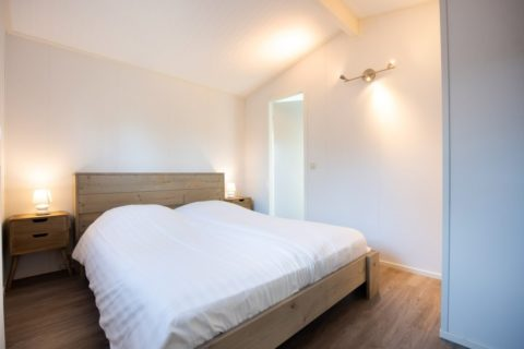 Drenthe Chalet Comfort Slaapkamer