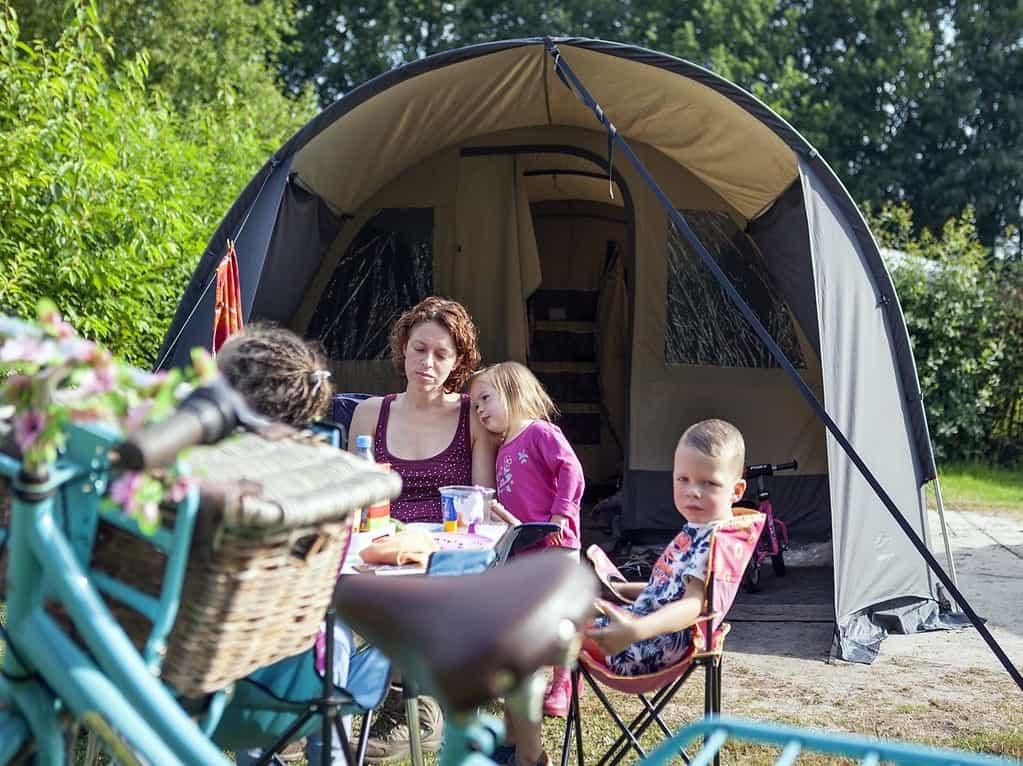 Camping Reeenwissel Tent