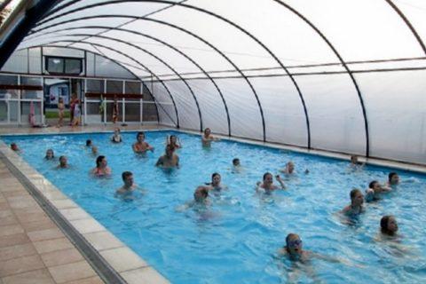 Camping Wittelterbrug Overdekt Verwarmd Zwembad